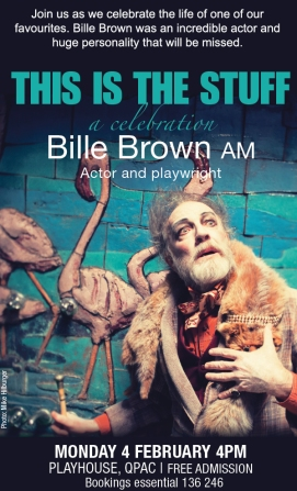Bille Brown Memorial